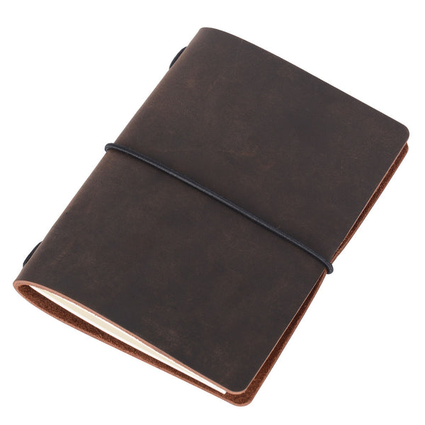 Passport Travelers Notebook - Dark Brown