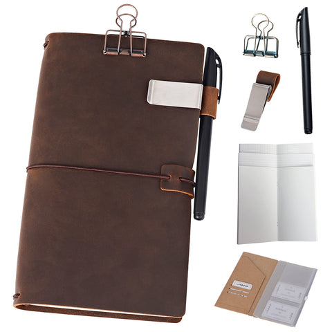 Deluxe Travelers Notebook Pack