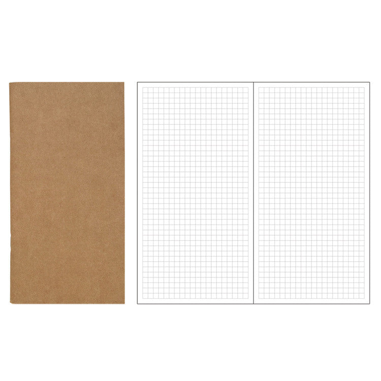 grid travelers notebook refill