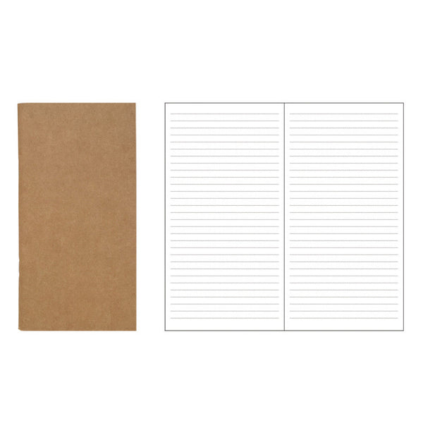 Standard Traveler's Notebook Inserts - lined pages