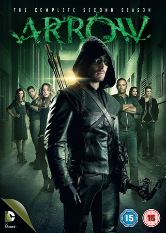 Arrow: Season 2 [DVD] [2013]