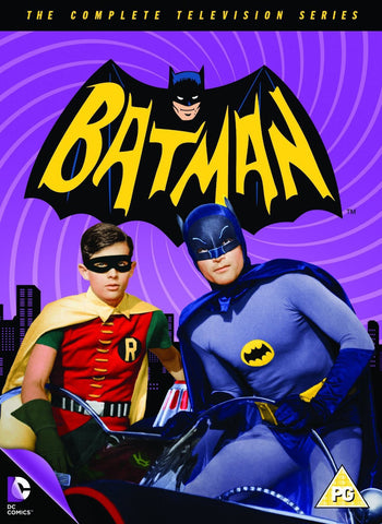 Batman: Original Series 1-3 [DVD]