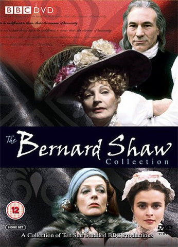 The George Bernard Shaw Collection: 6 Disc Box Set [DVD]