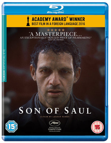 Son of Saul [Blu-ray] [2016]