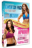 Jillian Michaels - Six Week Six-Pack / No More Trouble Zones [DVD]