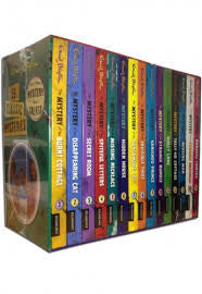 Enid Blyton Mysteries 15 Books Collection
