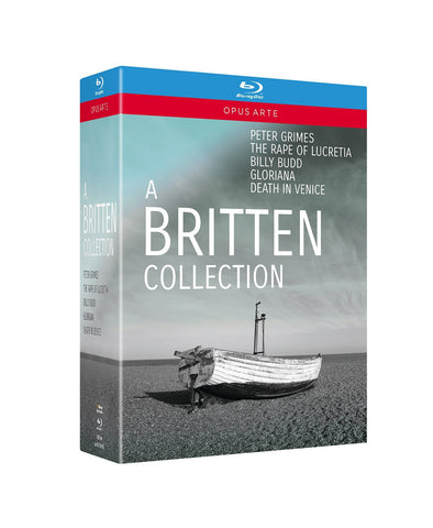 Britten Collection Box Set [Blu-ray]