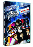 Mighty Morphin Power Rangers: The Movie / Turbo: A Power Rangers Movie Double Pack [DVD] [1995]
