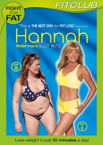 Hannah Waterman's Body Blitz [DVD]