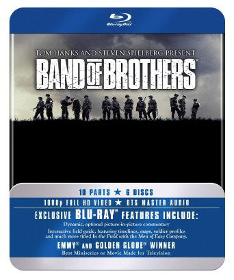 Band Of Brothers - The Complete Series (Commemorative 6-Disc Gift) [Blu-ray]