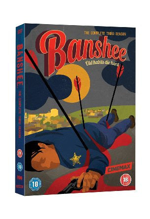 Banshee - Season 3 [DVD] [2016]