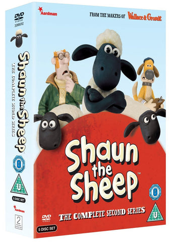 Shaun the Sheep - Complete Series 2 [DVD]