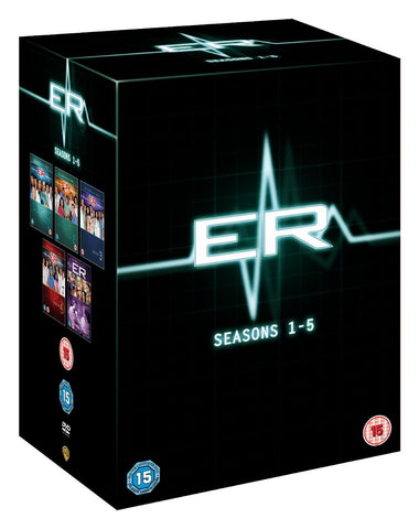 Er: Seasons 1-5 [DVD] [2016]