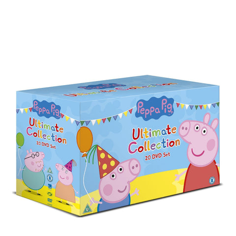 Peppa Pig - Ultimate Collection Box Set [DVD]