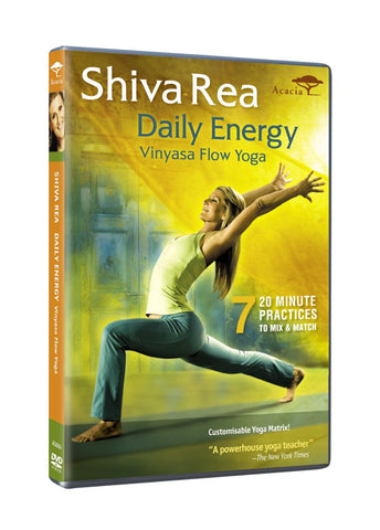 Shiva Rea - Daily Energy [DVD]