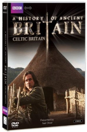 A History of Ancient Britain: Celtic Britain [DVD]