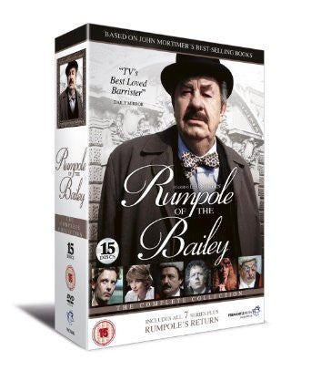 Rumpole of the Bailey - The Complete Collection [DVD]