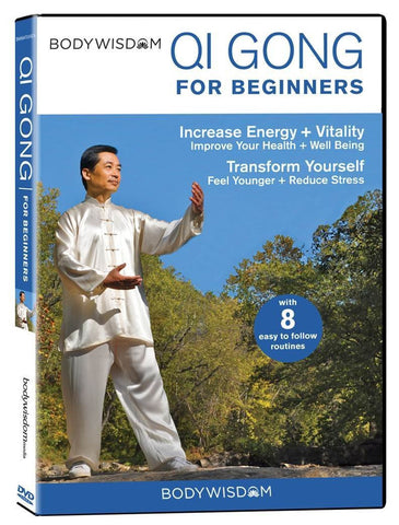 Qi Gong For Beginners [DVD]