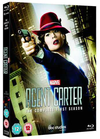 Marvel's Agent Carter - Season 1 [Blu-ray] [2015]