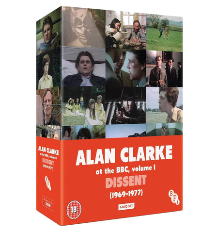 Alan Clarke at the BBC, Volume 1: Dissent (6-DVD Box Set)