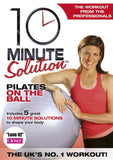 10 Minute Solution - Pilates On The Ball [DVD]