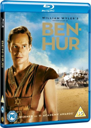 Ben-Hur - 3-Disc Edition [Blu-ray]