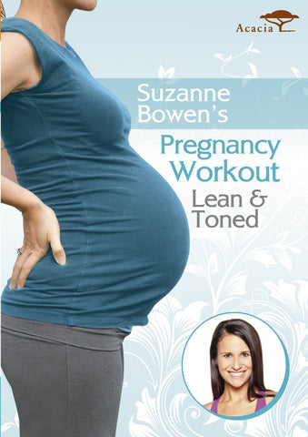 Pregnancy Workout - Lean and Toned [DVD]