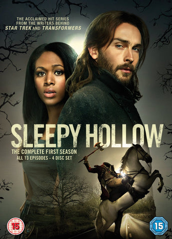 Sleepy Hollow: Season 1 [DVD] [2013]