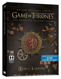 Game of Thrones - Season 2 (Limited Edition Steelbook) [Blu-ray]