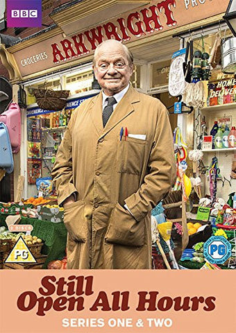 Still Open all Hours - Series 1 & 2 [DVD]