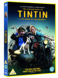 The Adventures of Tintin: The Secret Of The Unicorn [DVD]