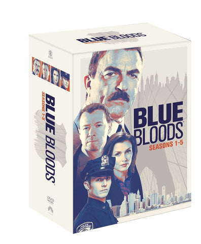 Blue Bloods - Season 1-5 [DVD]