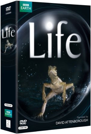 David Attenborough - Life [DVD]