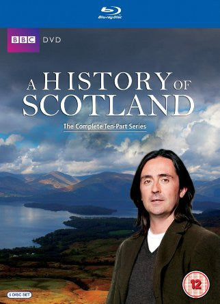 A History of Scotland [Blu-ray] [Region Free]
