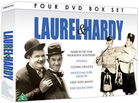 Laurel And Hardy: Collection [DVD]