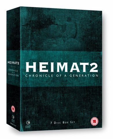 Heimat 2 - Chronicle Of A Generation [DVD]