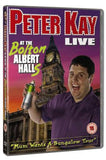Peter Kay - Live At The Bolton Albert Halls [DVD]