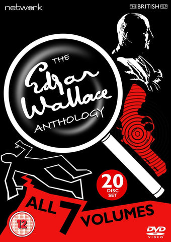 The Edgar Wallace Anthology [DVD]