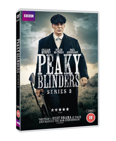 Peaky Blinders - Series 3: [DVD] [2016]