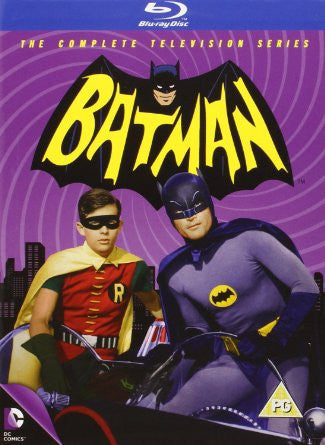 Batman - Original Series 1-3 [Blu-ray] [Region Free]