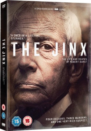 The Jinx - The Life and Deaths of Robert Durst [DVD] [2015]