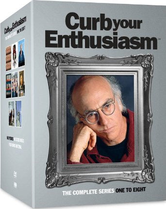 Curb Your Enthusiasm - Complete HBO Season 1-8 [DVD]
