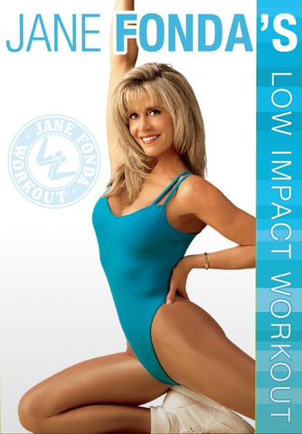 Jane Fonda's Low Impact Workout [DVD]