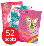 A Year of Rainbow Magic Boxed Collection - 52 Books (Paperback)