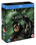 Arrow - Season 1-4 [Blu-ray] [2016] [Region Free]
