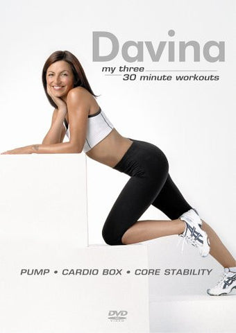 Davina - My Three 30 Minute Workouts [DVD]