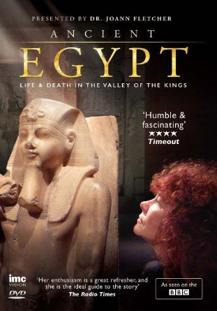 Ancient Egypt Life and Death in the Valley of the Kings - BBC2 [DVD]