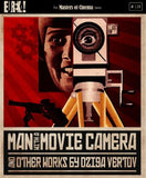 Man with a Movie Camera - Limited Edition 4-Disc Dual Format (Blu-ray & DVD)