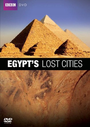 Egypt's Lost Cities [DVD]