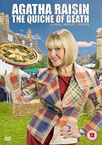 Agatha Raisin And The Quiche Of Death [DVD]